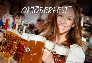 Gite organizzate all'Oktoberfest 2015