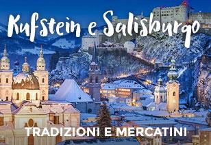 Salisburgo e i mercatini di Natale