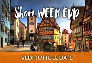 Short week end Agosto
