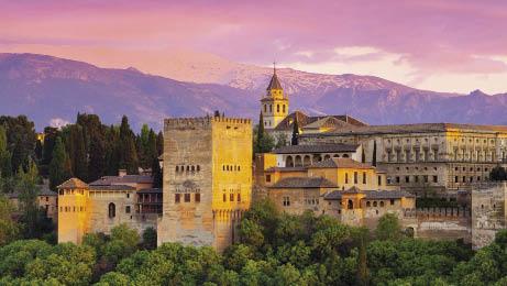 Andalusia La Spagna del sud