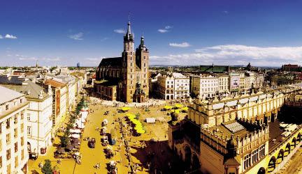La Polonia Cracovia-Czestochowa-Auschwitz