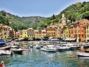 Le Cinque Terre e Portofino