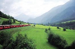 Bernina Express Week-end tra monti e ghiacciai