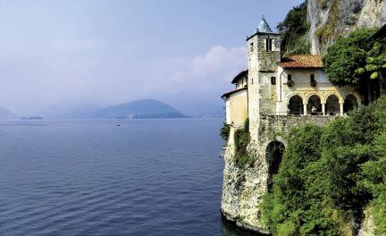 L'altro Lago Maggiore da Angera a Laveno