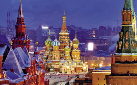 Magica Russia Tour San Pietroburgo e Mosca