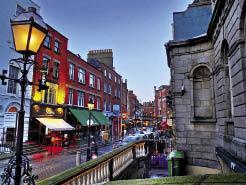 La verde Irlanda Dublino e la costa atlantica