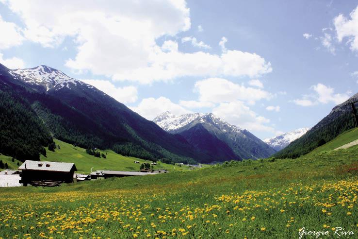 Livigno il Piccolo Tibet e Glorenza