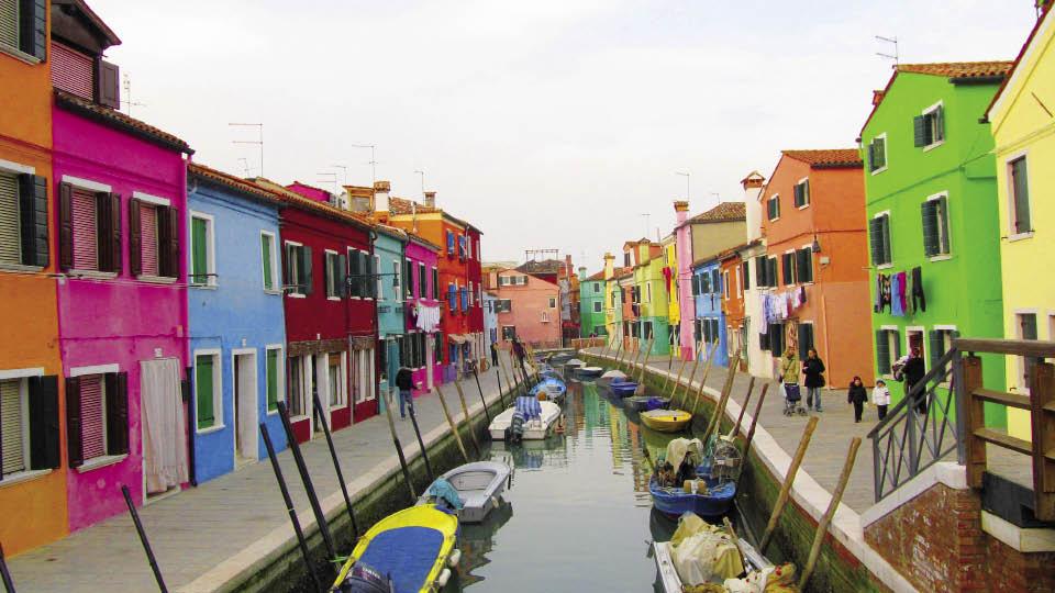 Le Isole di Venezia Murano Burano e Torcello