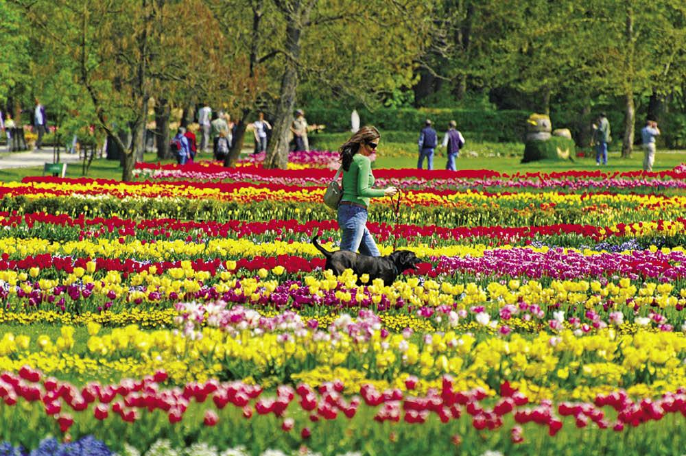 Arboretum Il Giardino Fiorito e Lubiana