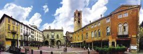 Bergamo Alta Sarnico e Castello di Grumello