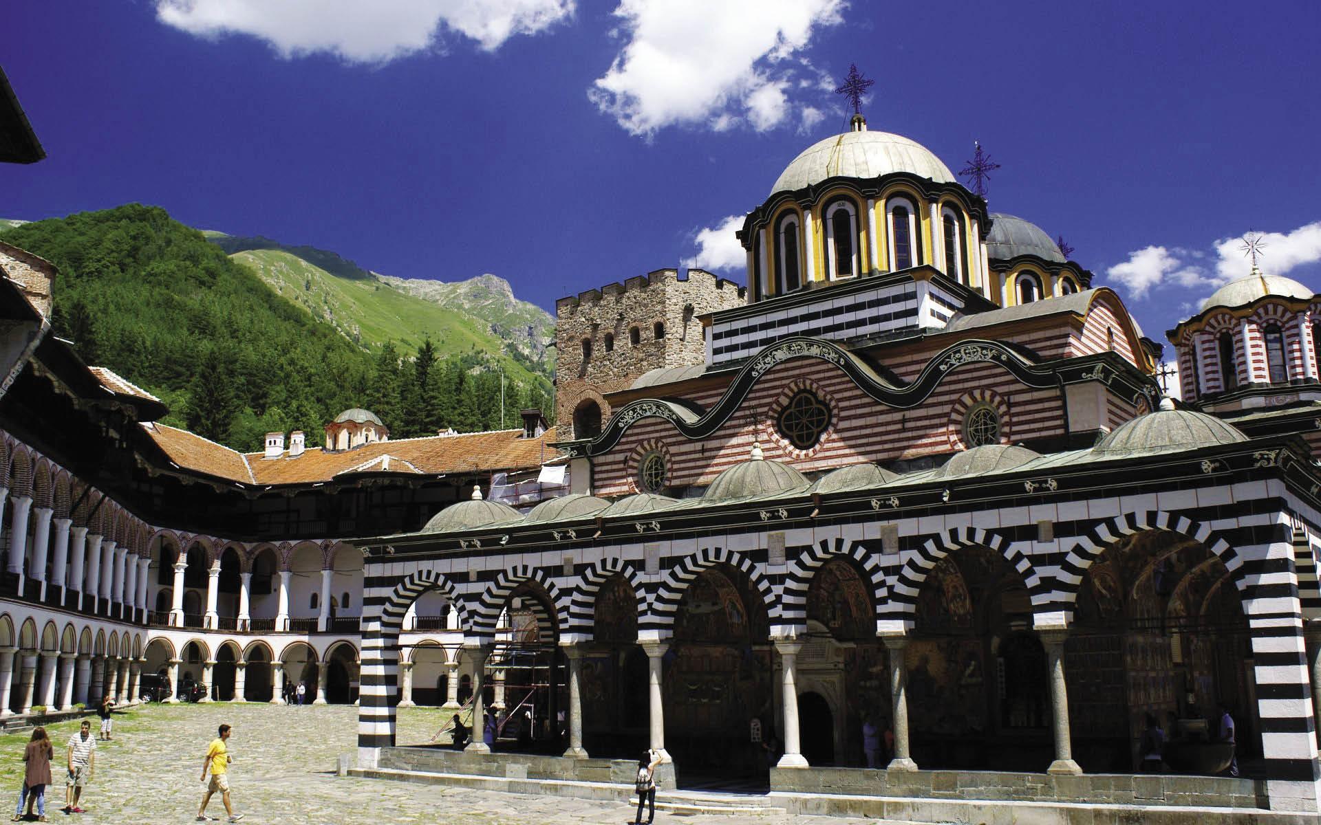 Tour della bulgaria la festa delle rose pavin viaggi - Agenzia immobiliare sofia bulgaria ...