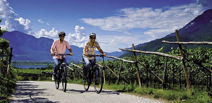 S. CANDIDO - LIENZ Tutti in bicicletta!