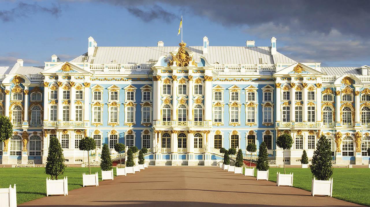 La Grande Russia Da San Pietroburgo a Mosca
