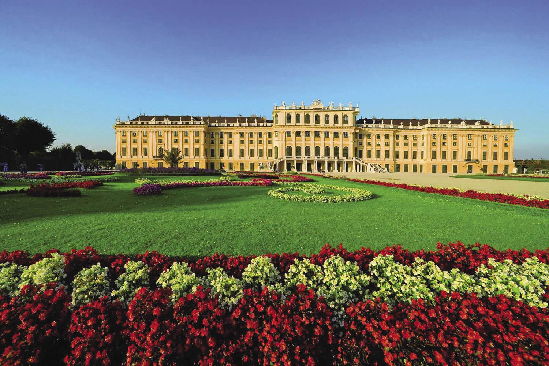 Il Danubio imperiale Vienna, Bratislava, Budapest