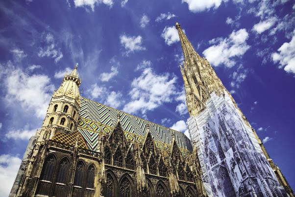 La fastosa Vienna sulle orme di Sissi