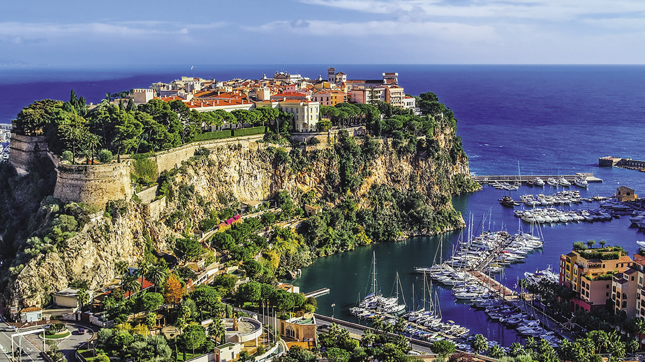 La Costa Azzurra Nizza e Principato di Monaco