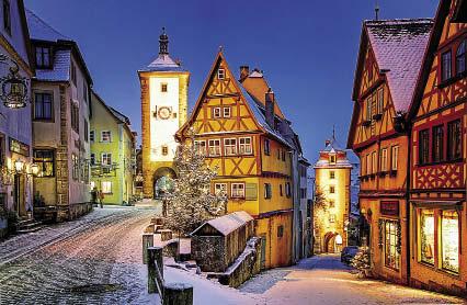 Norimberga e Rothenburg Più Natale di così!