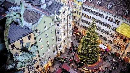 Innsbruck e il Castello di Ambras