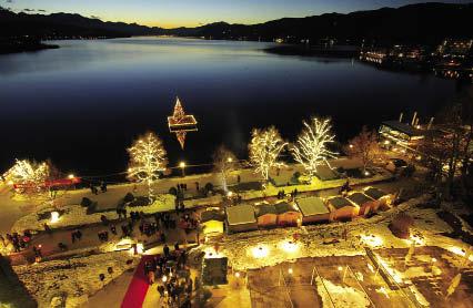 Klagenfurt e Velden L'Avvento in Carinzia