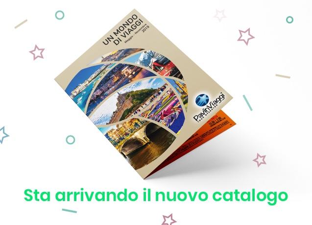 Catalogo Pavin Viaggi 2019 primavera estate